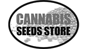 Cannabis Seeds Store Logo